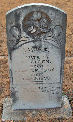 Laura E. <i>Hawley</i> Allen