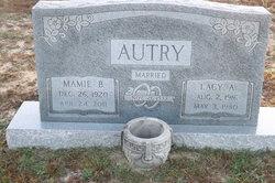 Mamie <i>Barefoot</i> Autry