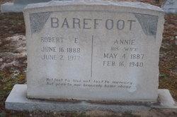 Annie Belle <i>Mathis</i> Barefoot