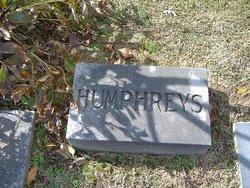 Claud F D Humphreys