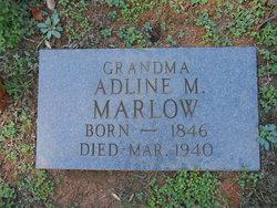 Adline <i>Moore</i> Marlow
