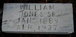 William Willie Jones, Sr