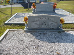 Mary <i>Gowan</i> Cantrell