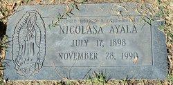 Nicolasa Ayala
