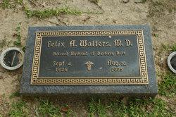 Dr Felix A Walters