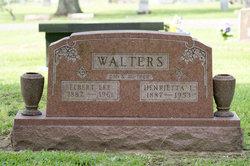Henrietta <i>Hall</i> Walters