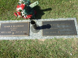 Mary Jo <i>Epps</i> Bradberry