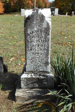 Sarah A. Sallie <i>Davidson</i> Carrigan Fulton Huff