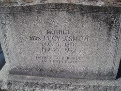 Lucy Jane <i>Luke</i> Smith