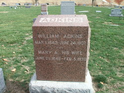 Mary Ann <i>Miner</i> Adkins