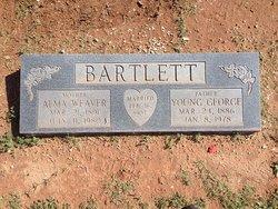 Alma <i>Weaver</i> Bartlett