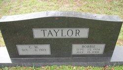 Bobbie <i>Loftin</i> Taylor