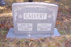 John William Calvert
