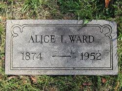 Alice I Ward