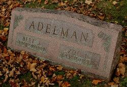 Bert J Adelman