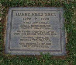 Harry Reed Bell