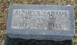 Alpheus J. Adams
