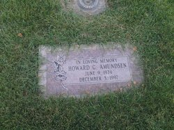 Howard Graham Amundsen