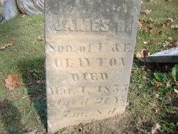 James H Clayton