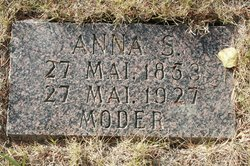 Anna Serina <i>Fuglestad</i> Aarestad