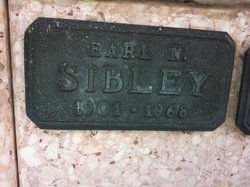 Earl Noble Sibley