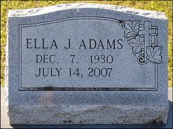 Ella Jane Adams