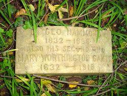 Mary <i>Worthington</i> Hammond