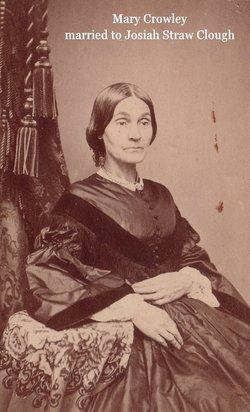Mary D <i>Crowley</i> Clough