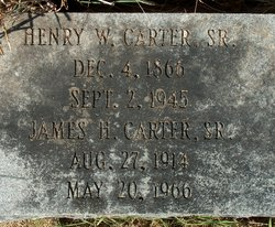 James Horace Carter, Sr