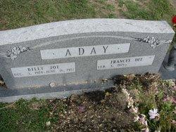 Frances D. <i>Pridgen</i> Aday