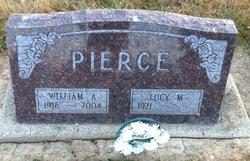 William A Pierce