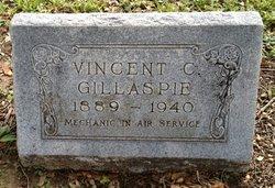 Vincent C Gillaspie