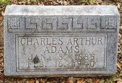 Charles Arthur Adams