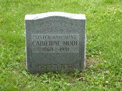 Catherine Kate Mode