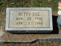 Betty Sue Abernathy