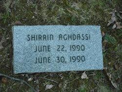 Shirrin Aghdassi