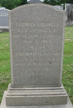 Thomas A Francis