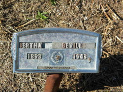 Bertha <i>Bevill</i> Creech