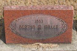 Bertha M. Miller