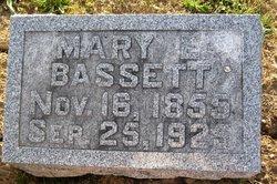 Mary E. <i>Hunter</i> Bassett