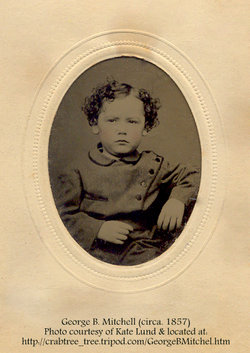 George B Mitchell