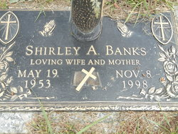 Shirley A Banks