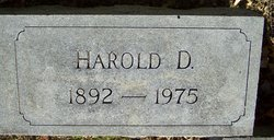 Harold Dudley Staman