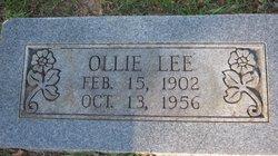 Ollie Lee Bates