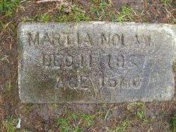 Martia Nolan Nolan