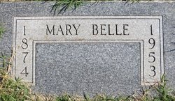 Mary Belle Collier