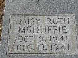 Daisy Ruth McDuffie