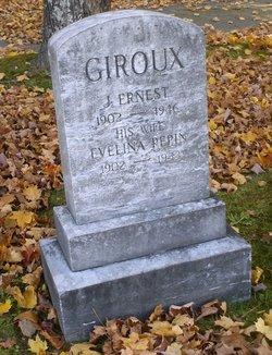 Evelina <i>Pepin</i> Giroux