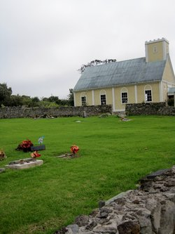 Imiola Church Cemetery