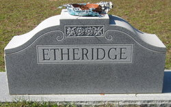 Mary Avis <i>Hall</i> Etheridge